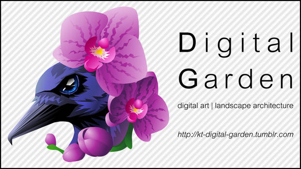 Logo: Digital Garden