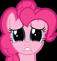 Sad Pinkie by mehoep