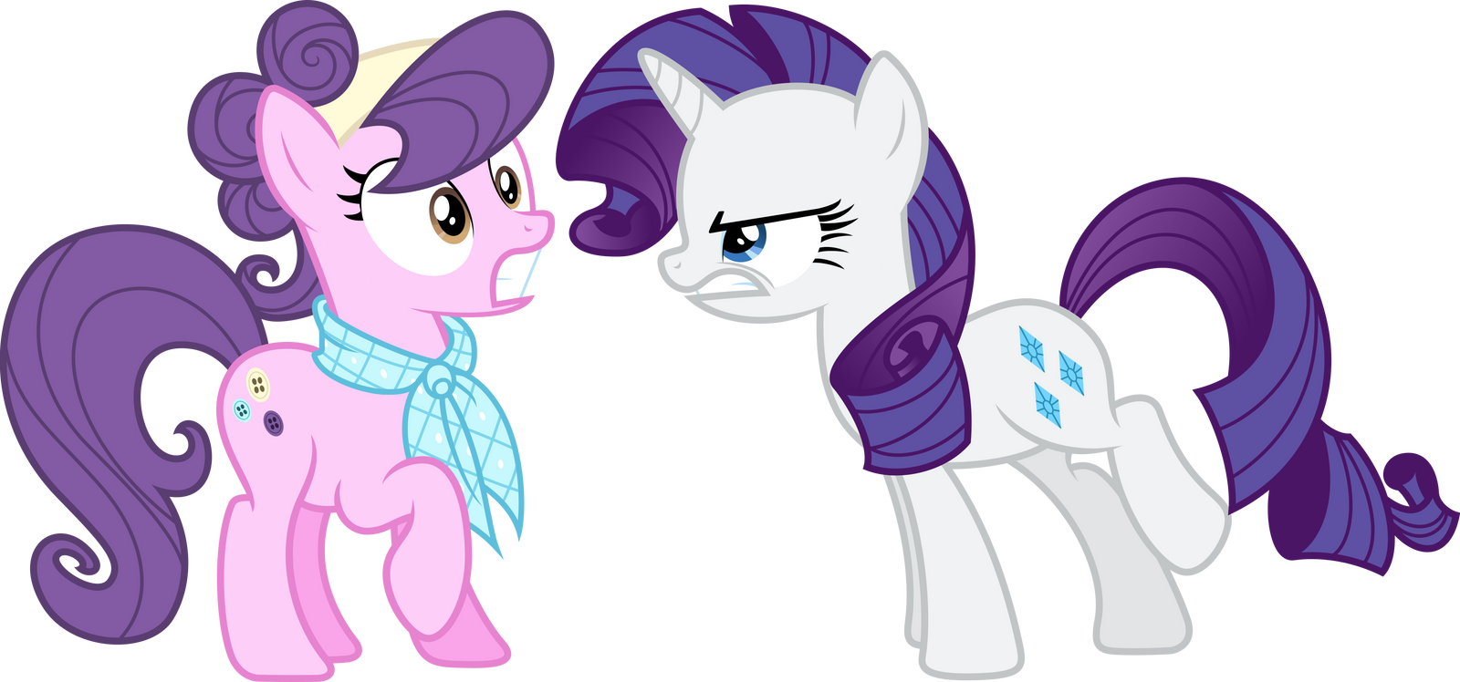 Everypony for herself, eh? by mehoep