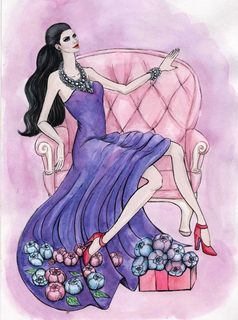Fashion by DaryaLednikova