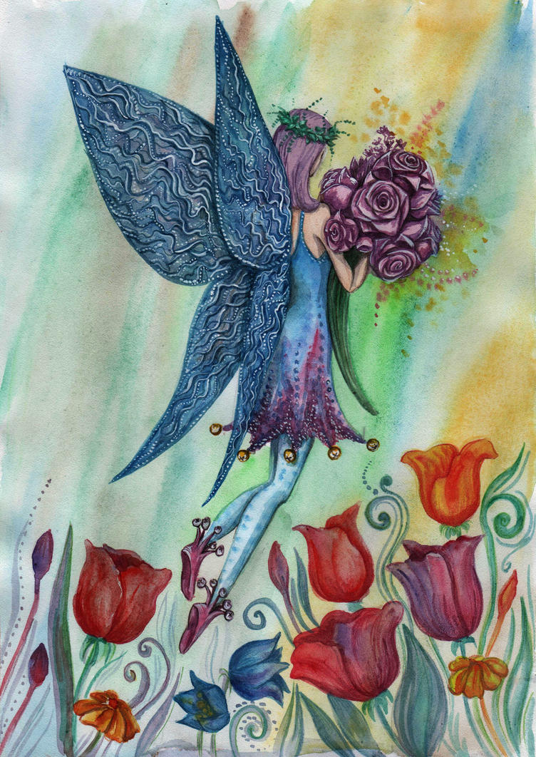 Fairy by DaryaLednikova