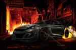 WTB 2010 Nissan GTR Evil