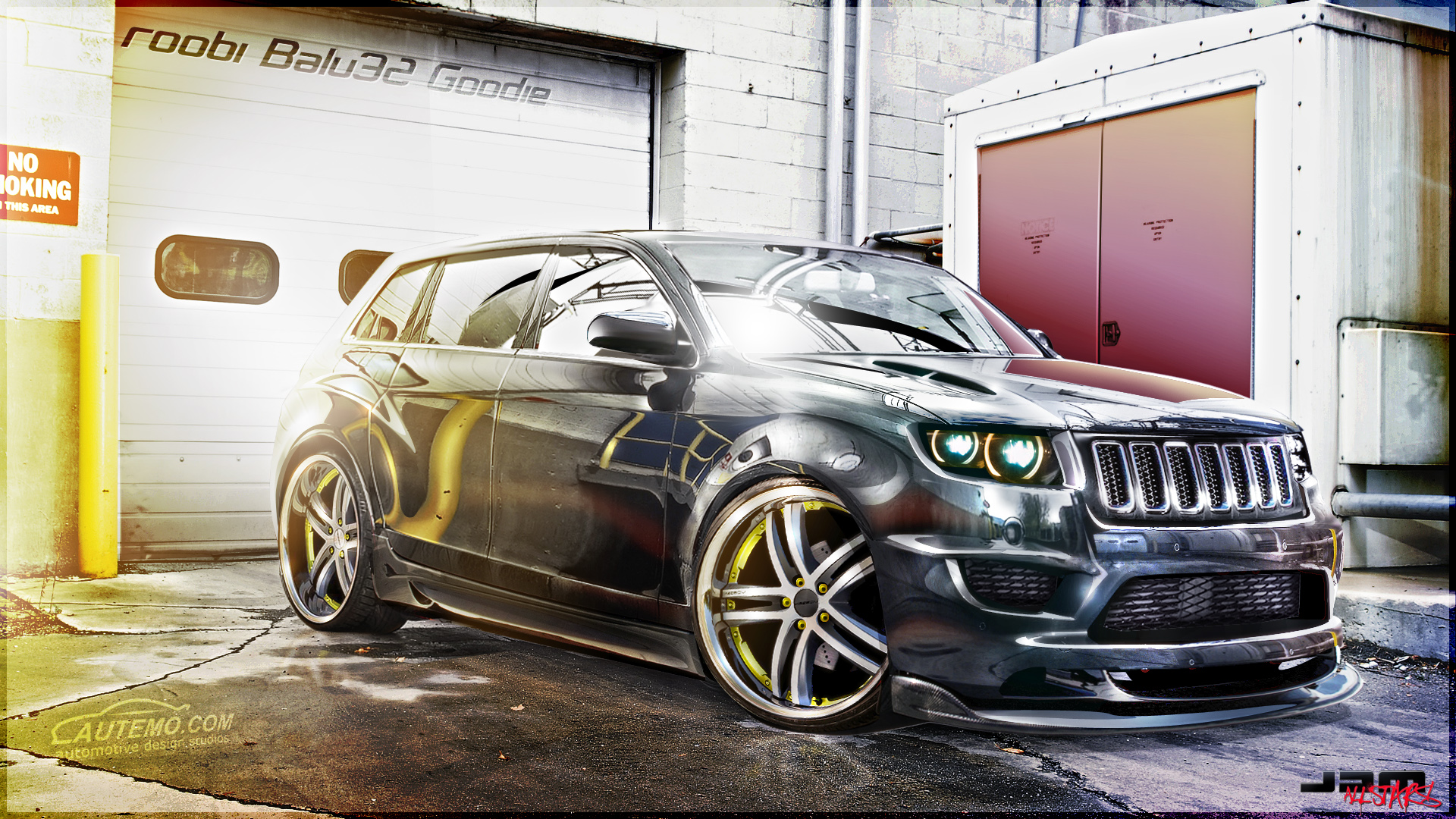WTB'11 Jeep Grand Cherokee by roobi