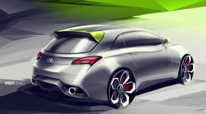 Hyundai i30 Sketch