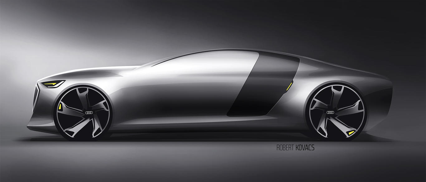 Audi R10 Concept By Roobi On Deviantart