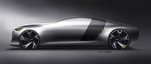 Audi R10 Concept by roobi