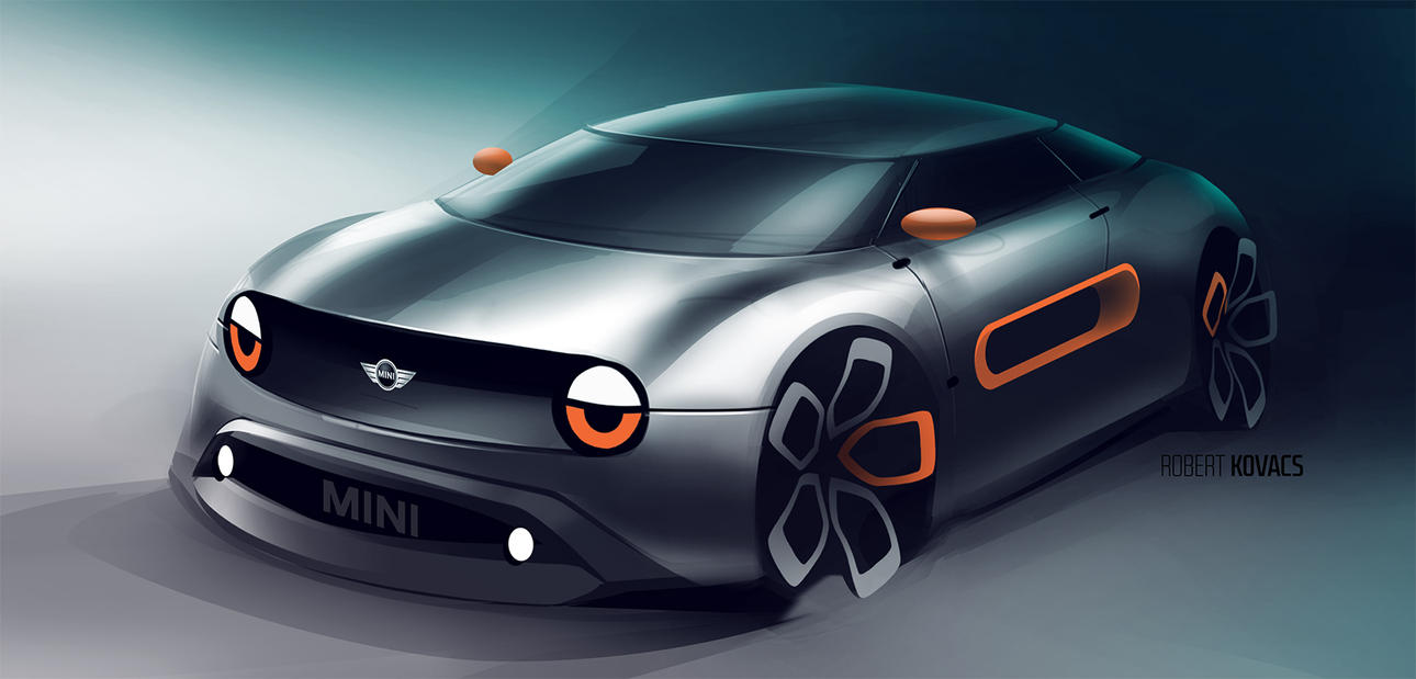 Mini Coupe by roobi
