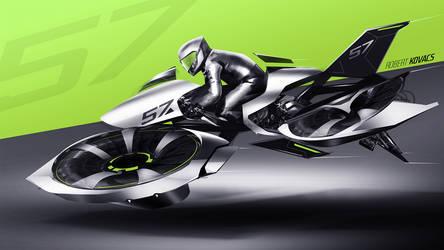Race Drone by roobi
