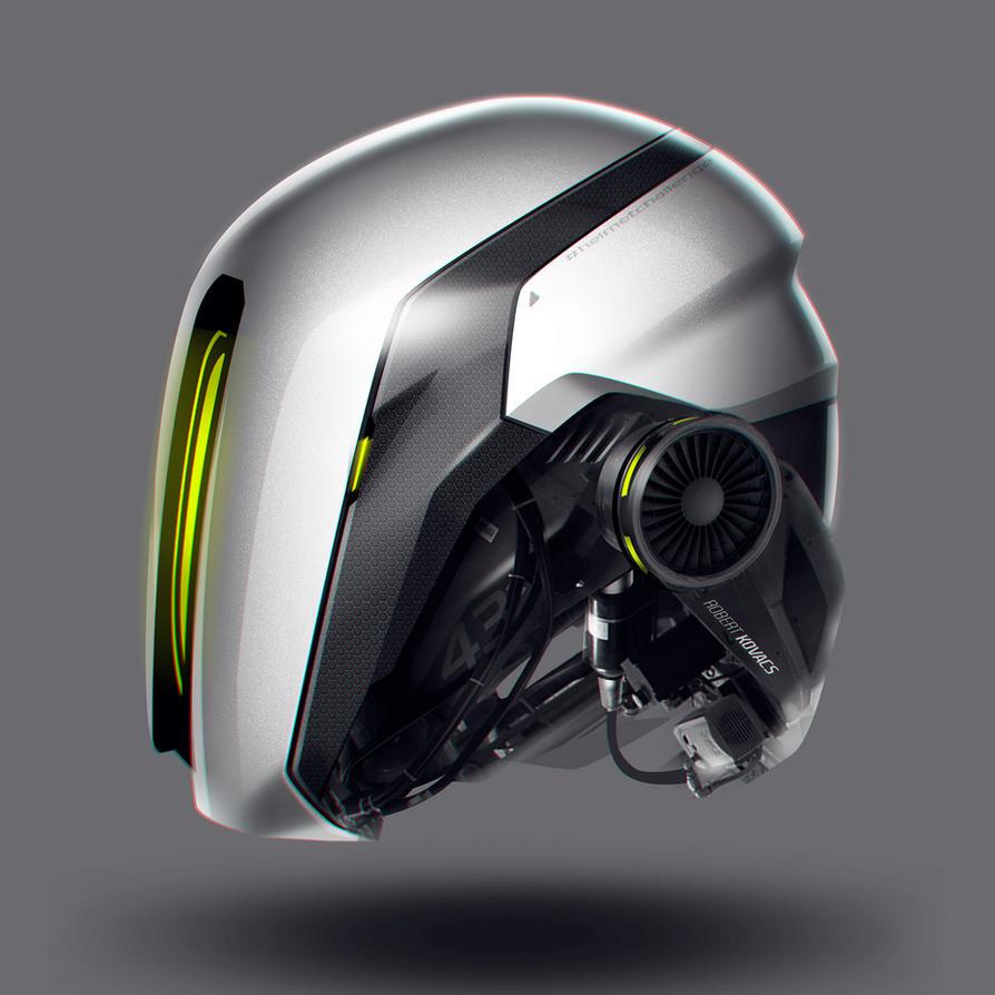 Helmet 01 by roobi