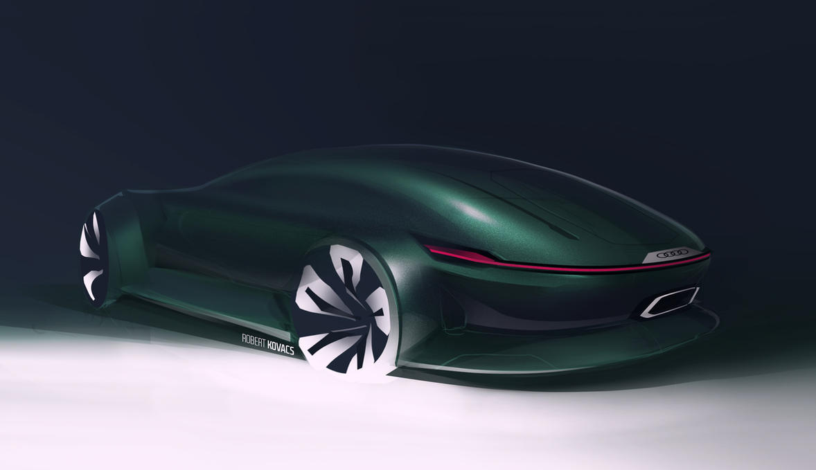Audi Hatchback by roobi