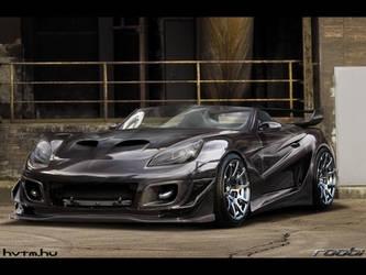 Opel GT by roobi