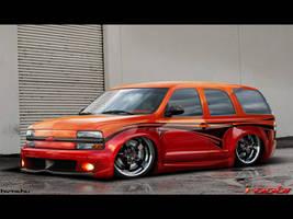 Chevrolet Tahoe by roobi
