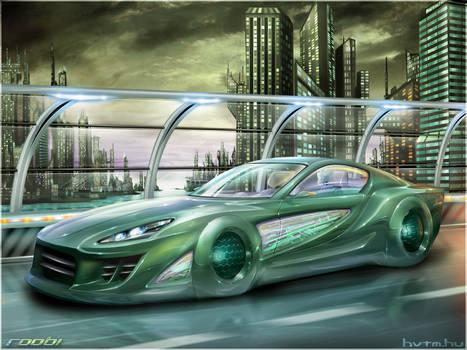 Saab Sonett III Future Tuning
