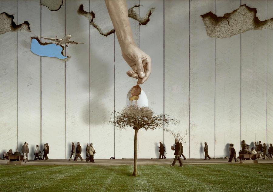 Hidden Garden... by ozgurgudersoy
