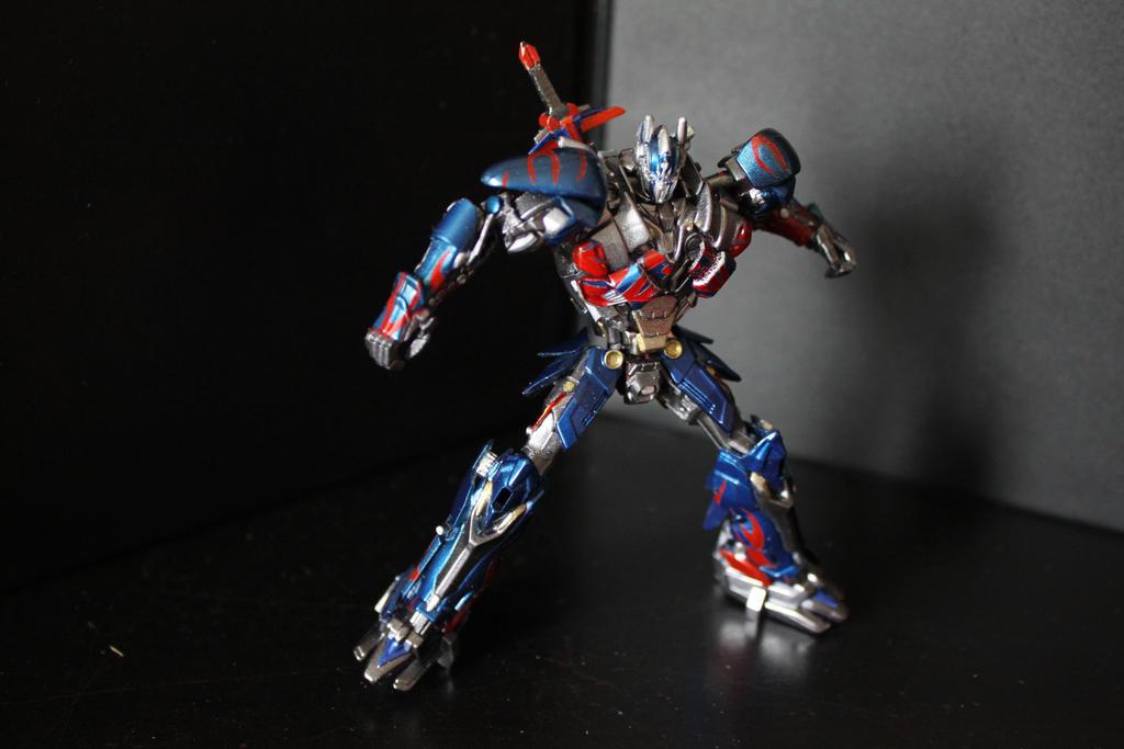Transformers Age Of Extinction Optimus Prime Custom
