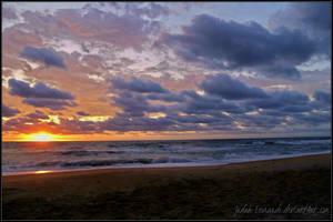 OBX Sunrise II by Judah-Leonardo