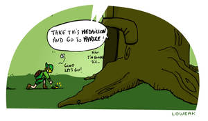 The Legend of Link Part 11