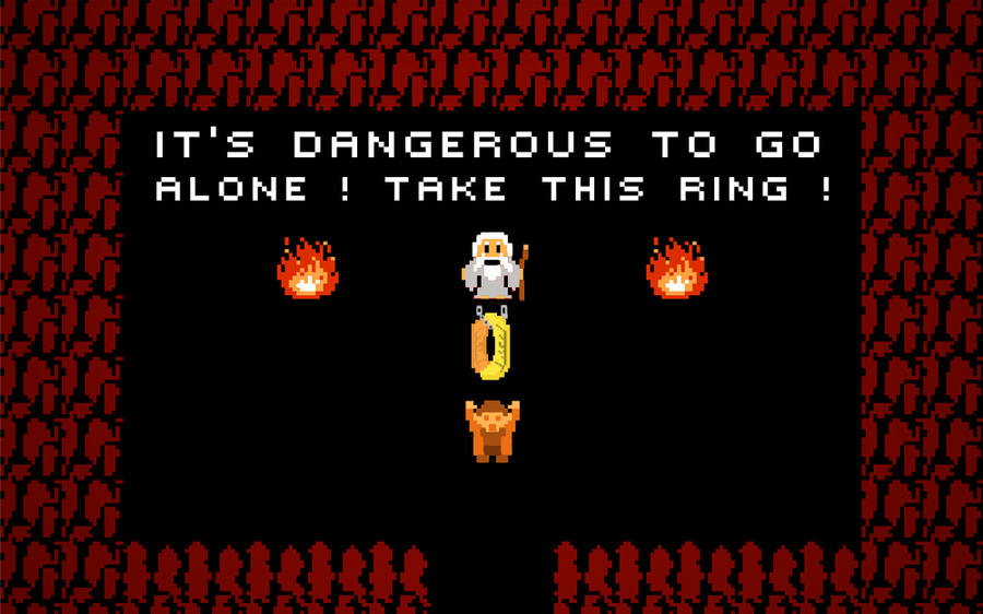 its dangerous to go - photo #5