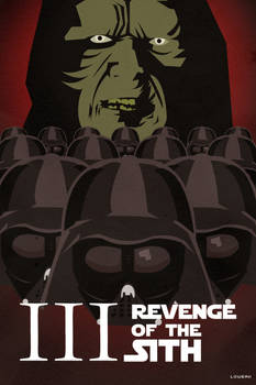Revenge of the Sith Poster 02