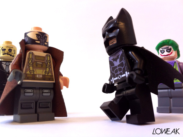 Image Gallery lego dark knight