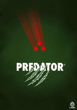 Predator Minimalist Poster