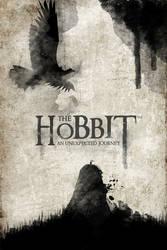 The Hobbit an unexpected journey Watercolor