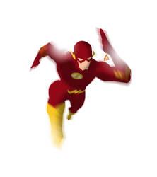 The Flash by Loweak