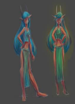 Tribal-Elves