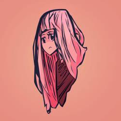 DeviantID: Pink Hair