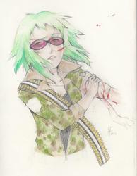 Gumi - school doodle