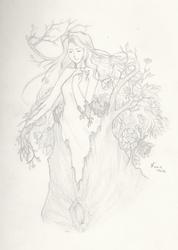 Daphne - school doodle