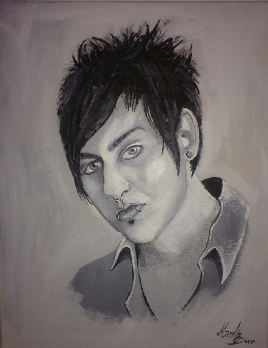 Zacky Vengeance portrait by Nuclear000Rainbow
