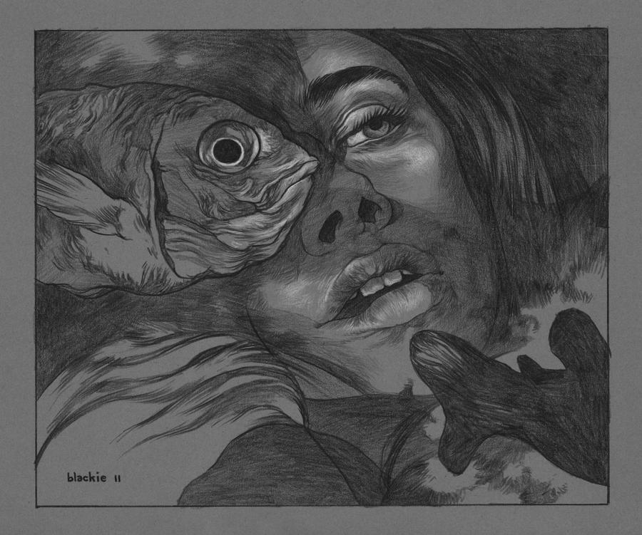 Sleeping with the fishes by stevenrussellblack on deviantart for Sleeping with the fishes