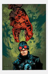 Lobster Johnson colors