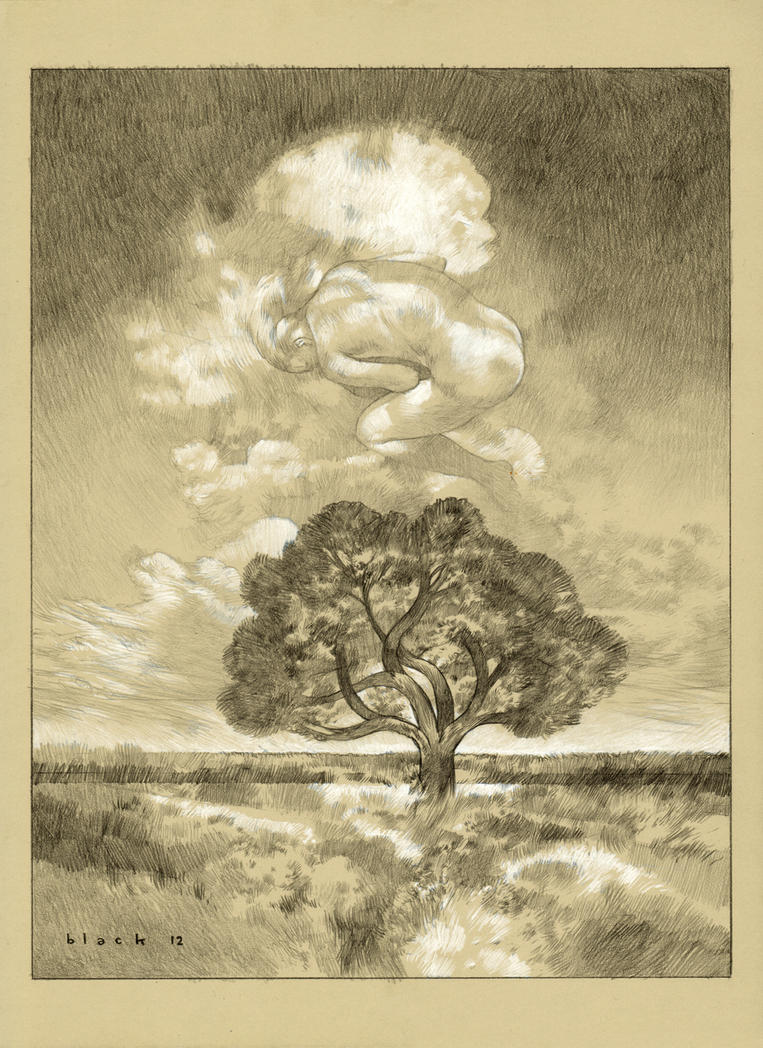 Tree of Life drawing study by stevenrussellblack on DeviantArt