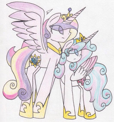 Crystal Princesses  by MlpCocoaBean64