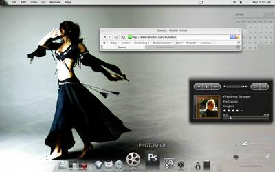 Desktop, 7 April 08 by chocolatemuffins