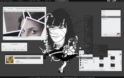 Desktop - 18 April 2009 by chocolatemuffins