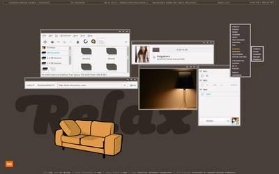 RELAX.Desktop - 29 April 2009 by chocolatemuffins
