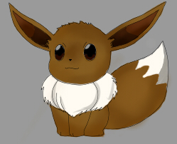 Evee by redxcruz