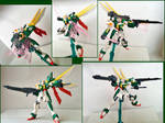 HGBF Wing  Fenice Gundam