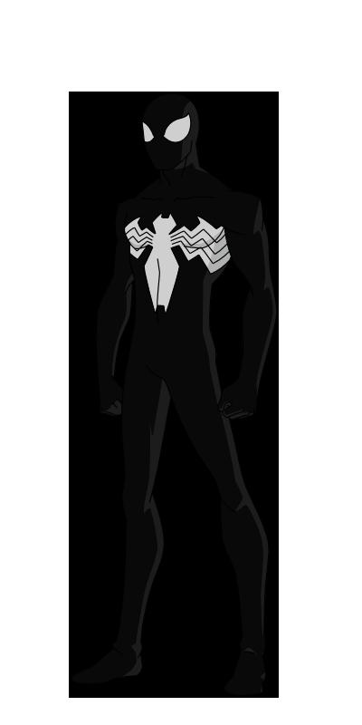 Spider Man Black Suite By SpiedyFan On DeviantArt