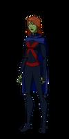 Miss Martian - DCU