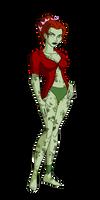 Poison Ivy - Arkham Knight by SpiedyFan