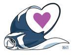 Manta Ray Love by odontocete