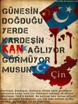 BROCHURE ABOUT EAST TURKESTAN
