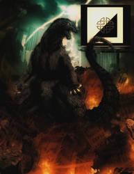 WoG's Legendary Gojira 2012 by WoGzilla