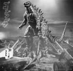 Godzilla 2014 / 1954