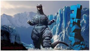 Godzilla King of terror wallpaper by WoGzilla