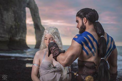 Khal Drogo by Leobane Cosplay by LEOBANECOSPLAY